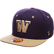 Zephyr Youth Washington Huskies Purple/Gold Z11 Adjustable Hat