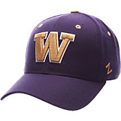 Zephyr Men's Washington Huskies Purple DH Fitted Hat