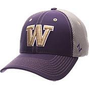 Zephyr Men's Washington Huskies Purple/White Pregame Foam Z-Fit Hat