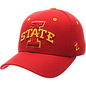 Zephyr Men's Iowa State Cyclones Cardinal DH Fitted Hat