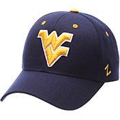 Zephyr Men's West Virginia Mountaineers Blue Competitor Adjustable Hat