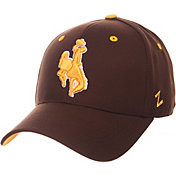 Zephyr Men's Wyoming Cowboys Brown DH Fitted Hat
