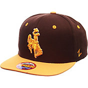 Zephyr Youth Wyoming Cowboys Brown/Gold Z11 Adjustable Hat
