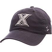 Zephyr Men's Xavier Musketeers Blue Scholarship Adjustable Hat