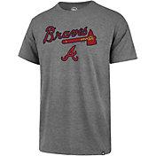 '47 Men's Atlanta Braves Splitter T-Shirt