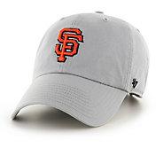 '47 Men's San Francisco Giants Storm Clean Up Adjustable Hat