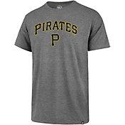 '47 Men's Pittsburgh Pirates Splitter T-Shirt