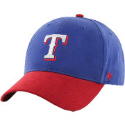'47 Youth Texas Rangers Short Stack MVP Adjustable Hat