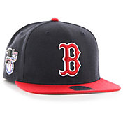 '47 Men's Boston Red Sox Sure Shot Captain Adjustable Snapback Hat