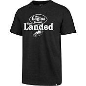 '47 Men's Philadelphia Eagles Have Landed Black T-Shirt