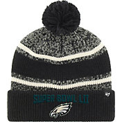 '47 Men's Super Bowl LII Bound Philadelphia Eagles Fairfax Knit