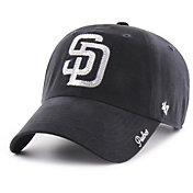 '47 Women's San Diego Padres Sparkle Clean Up Adjustable Hat