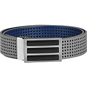 adidas 3-Stripes Perforated Reversible Golf Belt