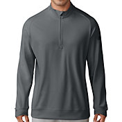 adidas Men's Classic Club Quarter-Zip Golf Pullover