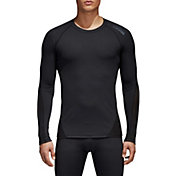 adidas Men's Alphaskin Sport Long Sleeve Tee
