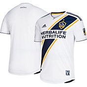 adidas Men's Los Angeles Galaxy Primary Authentic Jersey