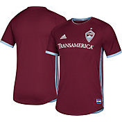 adidas Men's Colorado Rapids Primary Authentic Jersey