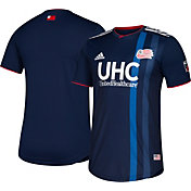adidas Men's New England Revolution Primary Authentic Jersey