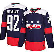 adidas Men's 2018 Stadium Series Washington Capitals Evgeny Kuznetsov #92 Authentic Pro Jersey