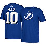 adidas Men's Tampa Bay Lightning J.T. Miller #10 Royal T-Shirt