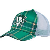 adidas Men's 2018 St. Patrick's Day Pittsburgh Penguins Structured Green Adjustable Hat