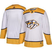 adidas Men's Nashville Predators Authentic Pro Away Jersey