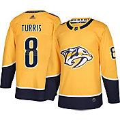 adidas Men's Nashville Predators Kyle Turris #8 Authentic Pro Home Jersey