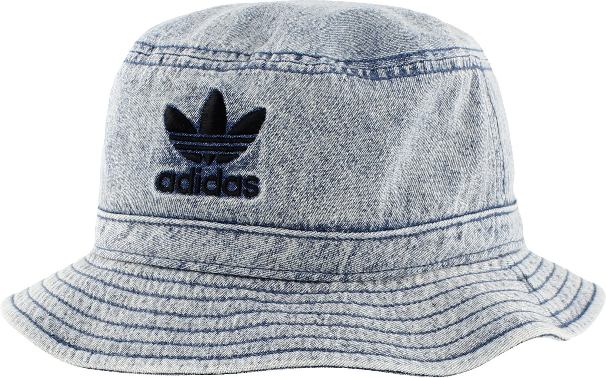 Adidas Originals Men's Denim Bucket Hat by Adidas