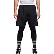 adidas Men's Tango 2-in-1 Soccer Shorts