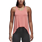 adidas Women's climalite Knot Tank Top