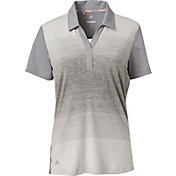 adidas Women's Advantage Ombre Golf Polo