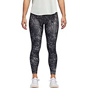 adidas Women's How We Do 7/8 Printed Running Tights
