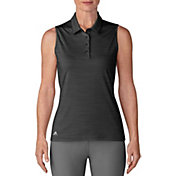 adidas Women's Ultimate365 Sleeveless Golf Polo