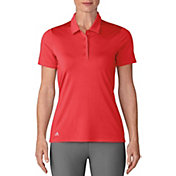 adidas Women's Ultimate365 Short Sleeve Golf Polo