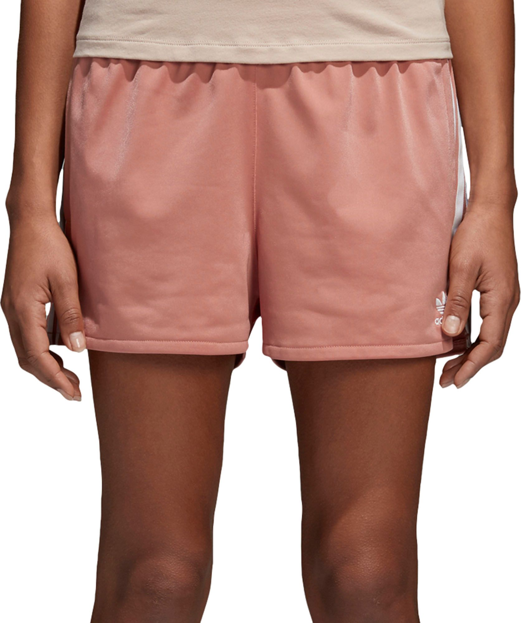 Adidas Originals Women's 3 Stripes Shorts by Adidas