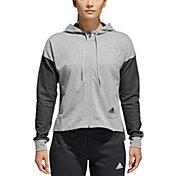 adidas Women's Sport ID Full Zip Hoodie