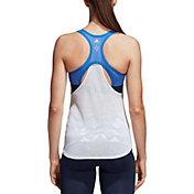 adidas Women's Wanderlust Yoga Two-In-One Tank Top