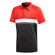 adidas Boys' Club Polo