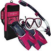 Aqua Lung Sport Women's Jewel Snorkeling Set