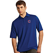 Antigua Men's Chicago Cubs Exceed Polo