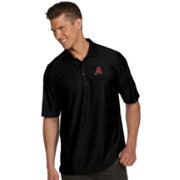 Antigua Men's Arizona Diamondbacks Illusion Striped Performance Polo