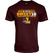Blue 84 Men's Loyola Chicago Ramblers 2018 NCAA Sweet 16 Basketball T-Shirt