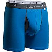2UNDR Men's Day Shift 6'' Boxer Briefs