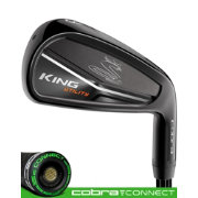 Cobra KING Black Utility Iron – (Steel)