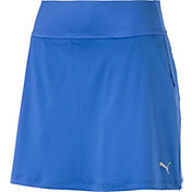 PUMA Women's PWRSHAPE Knit Golf Skort