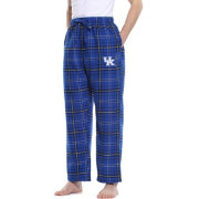Concepts Sport Men's Kentucky Wildcats Blue/Black Ultimate Sleep Pants