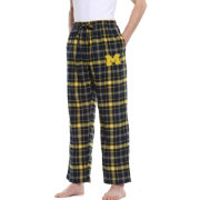 Concepts Sport Men's Michigan Wolverines Blue/Maize Ultimate Sleep Pants
