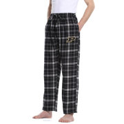 Concepts Sport Men's Purdue Boilermakers Black/Grey Ultimate Sleep Pants