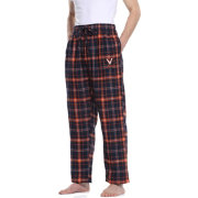 Concepts Sport Men's Virginia Cavaliers Blue/Orange Ultimate Sleep Pants