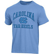 Champion Men's North Carolina Tar Heels Carolina Blue Ring Spun T-Shirt